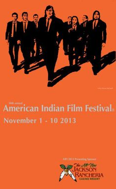 San Francisco, CA Come out and support American Indian Film Institute a great festival. With its rich legacy of showcasing the best Native cinema, and its long standing presence in the San Francisco Bay Area, the f… Click flyer for more >>