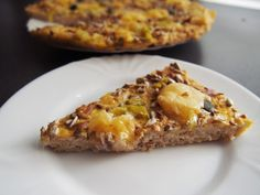 Lusyliana: COUSCOUS QUICHE | SLANÝ KOLÁČ Z KUSKUSU A OVSENÝCH VLOČIEK Couscous, Lasagna, Baked Potato, Quiche, French Toast, Baking, Breakfast, Ethnic Recipes, Food