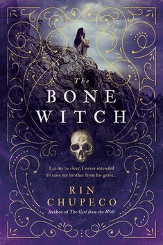This list of new books to read for young adults includes The Bone Witch by Rin Chupeco. Ya Books, I Love Books, Good Books, Books To Read, Fantasy Book Covers, Fantasy Series, Witch Series, Adult Fantasy Books, Fantasy Fiction