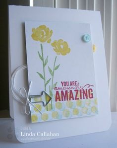 The Stamp Review Crew: Painted Petals