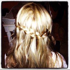 Hair by Alexa Farina