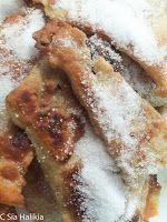 ζυμη για τηγανίτες French Toast, Breakfast, Sweet, Food, Morning Coffee, Candy, Essen, Meals, Yemek