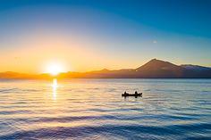 Lake Shikotsu - Japan (by johnlsl)