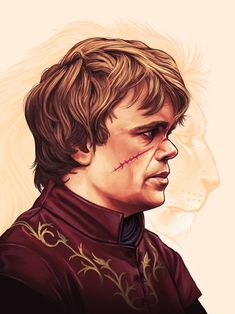 Tyrion by Mike Mitchell