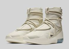 new styles b3ab3 39e8b Nike Air Fear Of God 1 AR4237-002 Release Date