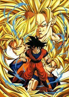 Goku - Dragon ball z