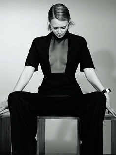 Mia Wasikowska by Craig McDean for Interview Magazine August 2014 4