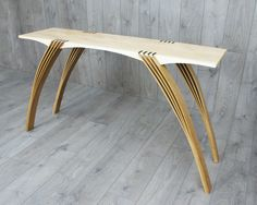 'Pilosa Table', Nottinghamshire- Rosalind Sinclair, Lee Sinclair Furniture