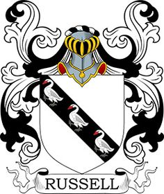 Russell Coat of Arms