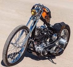 Dare to ride it? - More at Choppertown.com