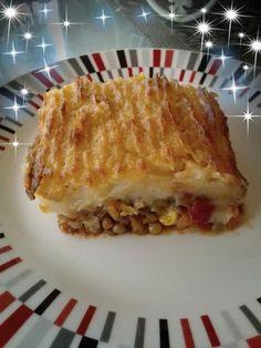 Lasagna, Brunch, Greek Recipes, Waffles, Food And Drink, Yummy Food, Meals, Vegan, Ethnic Recipes