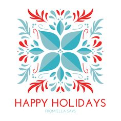 Happy Holidays from the Ladies of Alpha Kappa Alpha Zeta Omega Chapter! Alpha Kappa Alpha, Holiday Market, Content Marketing, Happy New Year, Horns, Happy Holidays, Blog, Omega, Texas