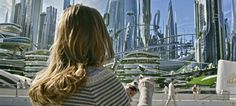 """Tomorrowland is a place for dreamers.""  Learn about the mystery and adventure in this featurette starring George Clooney, Britt Robertson, screenwriter Damon Lindelof and director Brad Bird! In theaters May 22!"