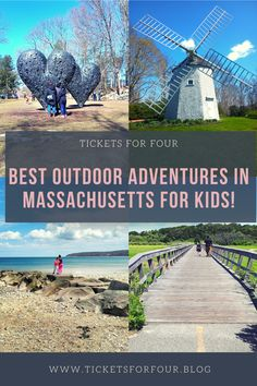 Best Outdoor Adventures In Massachusetts for Kids!: A List of the top outdoor adventures to have in Massachusetts. # WhatToDoInMassachusettsWithKids #WhatToDoInMassachusetts #WhatToDoInCapeCodWithKids #WhatToDoInCapeCod #VistingMassachusetts #WhatToDoInBostonMA Travel With Kids, Travel Usa, Family Travel, Usa Travel Guide, Travel Guides, Travel Tips, Family Destinations, United States Travel, Outdoor Adventures