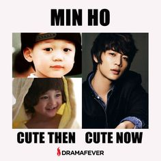 Adorable! Choi Minho still looks exactly the same! Check out his latest series on DramaFever now!