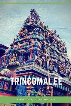 Trincomalee has been an untouched city in Sri Lanka, with a precious natural harbor in the world. Situated in the eastern coast of the island, it has epic attractions like Koneswaram Temple, Nilaveli Beach, Pigeon Island, Marble Beach and many more.