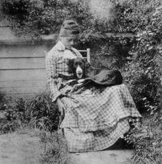 Thomas Eakins (1844-1916) • Woman & Dog II