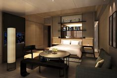 rosewood hotel beijing who design - Google Search