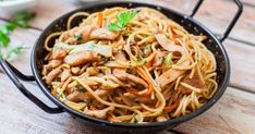 Shirataki Noodles, Pasta Noodles, Food Network Recipes, Cooking Recipes, Cheese Ingredients, Asian Recipes, Ethnic Recipes, High Protein Low Carb, Healthy Pastas