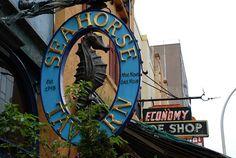 Seahorse Tavern, Halifax, Nova Scotia