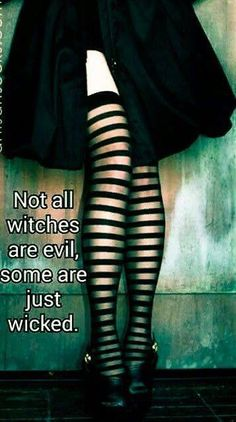 "Woman who goes to various churches to mess with people and preachers makes up a new persona every time Magick Wicca Witch Witchcraft: ""Not all are evil; some are just wicked."" - Pinned by The Mystic's Emporium on Etsy Wiccan, Magick, Pagan Witchcraft, Samhain, Witch Quotes, Wicked Quotes, Which Witch, Something Wicked, Estilo Rock"