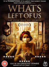 Renowned for Sound reviews 'What's Left of Us'