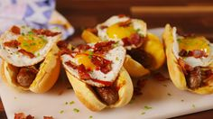 Prefer Breakfast Sausage Over Bacon? These Breakfast Dogs Are For You  - Delish.com