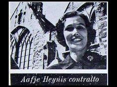 """Bach / Aafje Heynis, 1958: Cantata No. 169, """"Gott soll allein mein Herze haben"""" - Epic Vinyl LP - YouTube"""