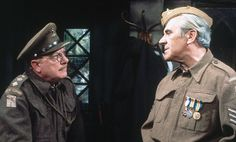 Jimmy Perry on Don't Panic! The Dad's Army Story