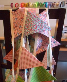 How to Make a Bunting