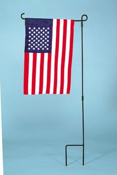 Display your flag in your Garden or anywhere outside!