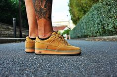 Nike Air Force 1 Camel