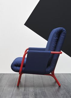 Armchair Diplopia by Skrivo Design for miniforms