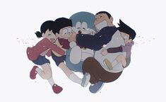Doraemon Cartoon, Cute Cartoon, Doraemon Wallpapers, Cartoons Love, Family Movies, Hd Images, Disney Characters, Fictional Characters, Kawaii