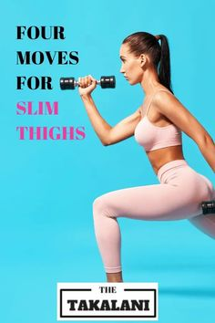 The lower body is a trouble spot for most women. Read the following article to find out the four moves for fitter, slimmer thighs. Weight Loss Motivation, Weight Loss Tips, Slim Thighs, Fat Burning Workout, Workout For Beginners, How To Find Out, How To Plan, Fitness, Thin Thighs
