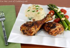 30 Healthy and Delicious Recipes for Chicken Breasts, Thighs, Drumsticks, and Wings Delicious Recipes, Yummy Food, Healthy Recipes, Easy Recipes, Honey Barbecue Sauce, Chicken Breasts, Chicken Thighs, Chicken Drumsticks, Chicken Thigh Recipes