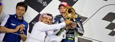 Rossi achieves 'dream' podium result in Qatar