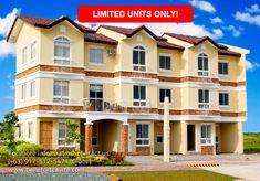 Beatrice at Bellefort Estates is a brand new 3-storey, 4 bedroom, 3 toilet and complete finish house for sale in Bacoor Cavite. Get FREE viewing schedule now.
