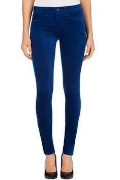 JBrand Velvet Pants