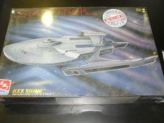 U.S.S. Reliant  Star Trek Model Kit.  Vintage.  New SEALED in the box.  Sweeet.