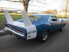 69 Dodge Charger Daytona