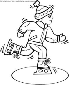 Download and Print player girl hockey coloring pages