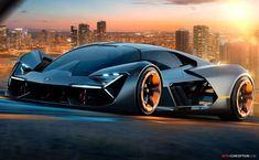 Lamborghini Collaborates with MIT for Futuristic 'Terzo Millennio' Concept Car
