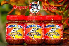 Sambal Roa Arnis is best served with rice, noodles or fried banana or tofu. #SambalRoaArnis. Kuliner - Manado - Indonesia.