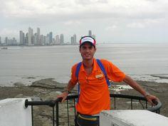 Frédéric Mathieu in Panamá city, Panamá (16/02/2006)