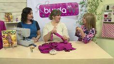 burda na TV 06 | Vida com Arte | Como fazer a blusa plus size da ed 02 s...