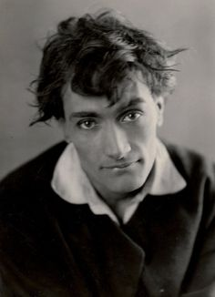 """Antonin Artaud (1896-1948) in the movie """"Graziella"""" by Marcel Vandal, 1926. French playwright, poet, actor and theatre director."""