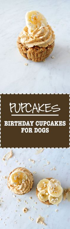 Pupcakes Birthday Cake for Dogs