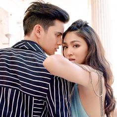 James Reid and Nadine Lustre -Mega Shoot