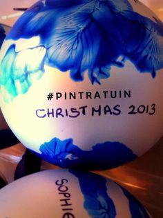 De beste kerstcadeaus van 2013, helemaal zelfgemaakt. #pintratuin